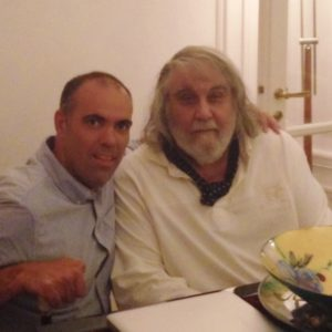 with Vangelis Papathanasiou